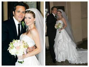 Seamus Dever (Castle na zabití) a Juliana Tatro (2006)