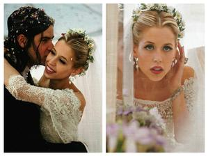 Peaches Geldof a Thomas Cohen (2012)