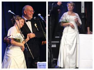 Jan Nedvěd a Pavlína Jirásková (2012)