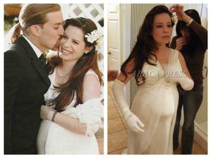 Holly Marie Combs a David W. Donoho (2004)