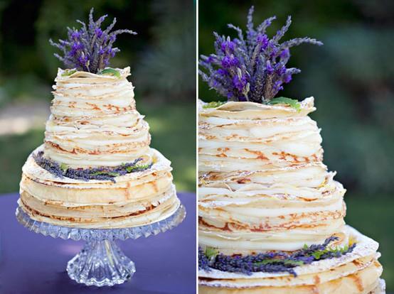 Trochu jiné dorty - Palačinkový
