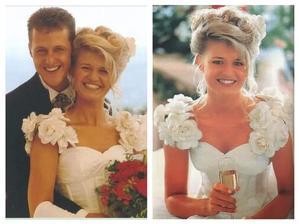 Michael Schumacher a Corinna Betsch (1995)