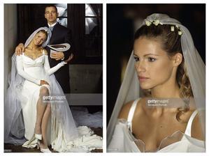 Eros Ramazzotti a Michelle Hunziker (1998)