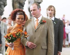 Igor Bareš a Antonie Talacková (2008)