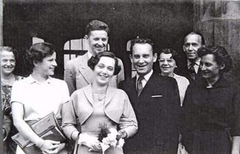 Jiřina Jirásková a Jiří Pleskot (1953)