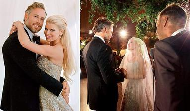 Jessica Simpson a Eric Johnson (2014)