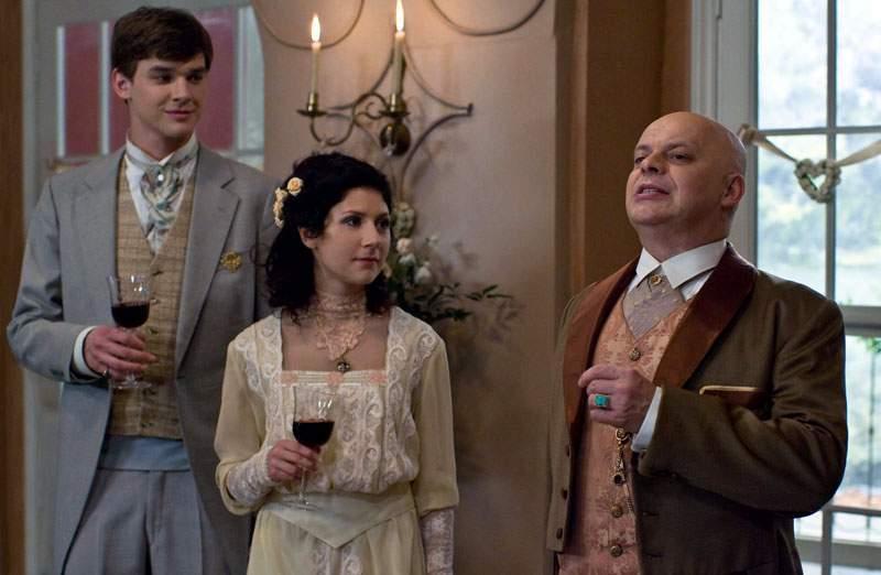 Svatby z filmů a seriálů - Kouzelná tetička Valentýna