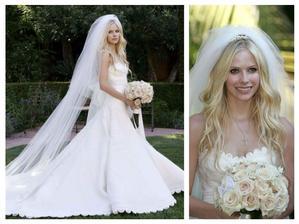 Avril Lavigne - šaty