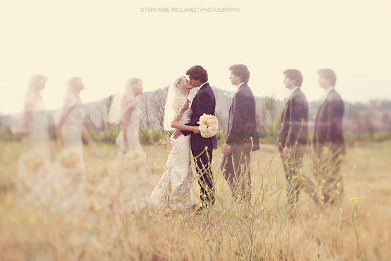 Foto - ženich a nevěsta - Obrázek č. 447