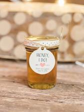 Medy/marmelády jako dárek pro hosty