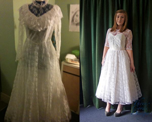 Maminčiny svatební šaty :) - Obrázek č. 54
