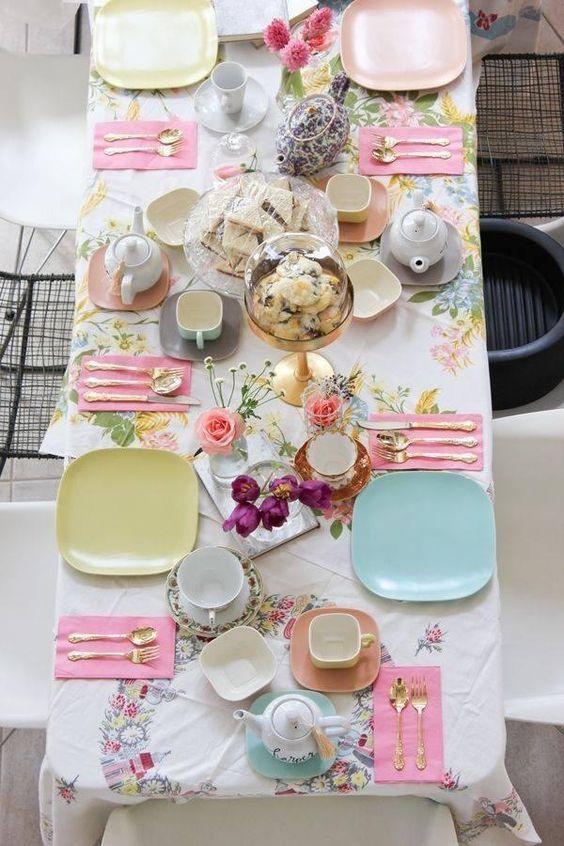Prostírání stolů + jmenovky - Obrázek č. 26