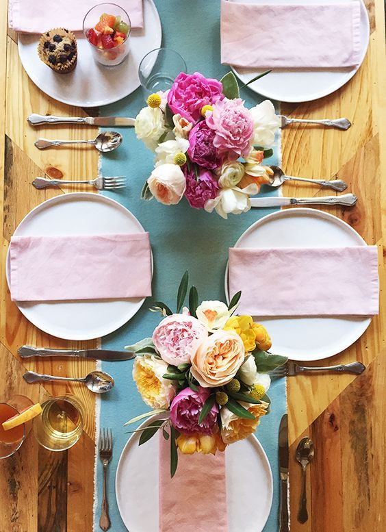 Prostírání stolů + jmenovky - Obrázek č. 4