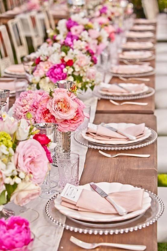 Prostírání stolů + jmenovky - Obrázek č. 36