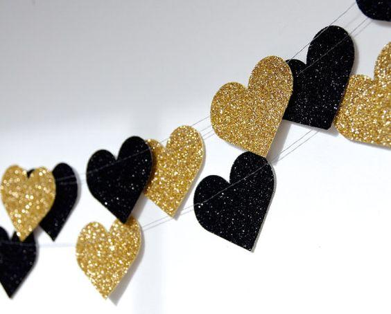 Černo-zlatá svatba - Obrázek č. 48