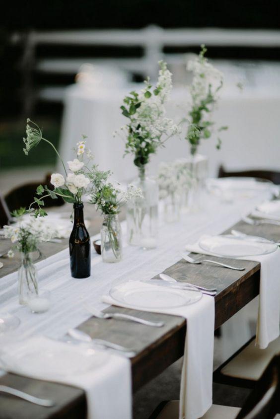 Prostírání stolů + jmenovky - Obrázek č. 30