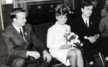 Karel Vágner a Hana Hachová (1966)