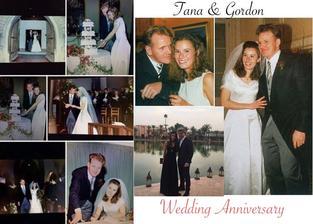 Gordon Ramsay a Tana Hutcheson (1996)