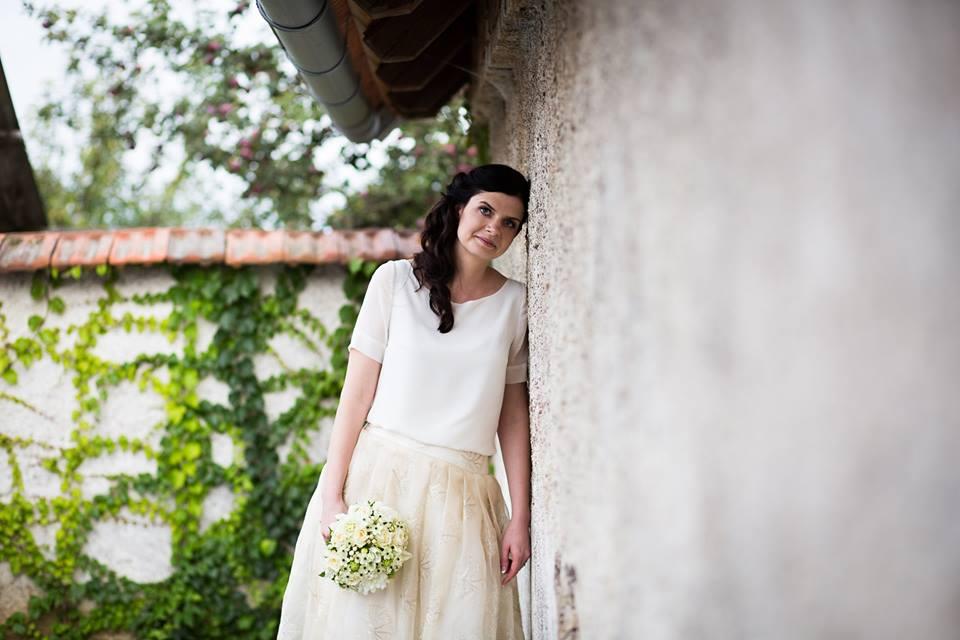 Svatební šaty - Marie Mukařovská - Obrázek č. 112