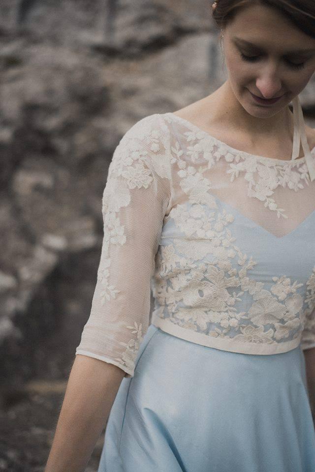 Svatební šaty - Marie Mukařovská - Obrázek č. 114