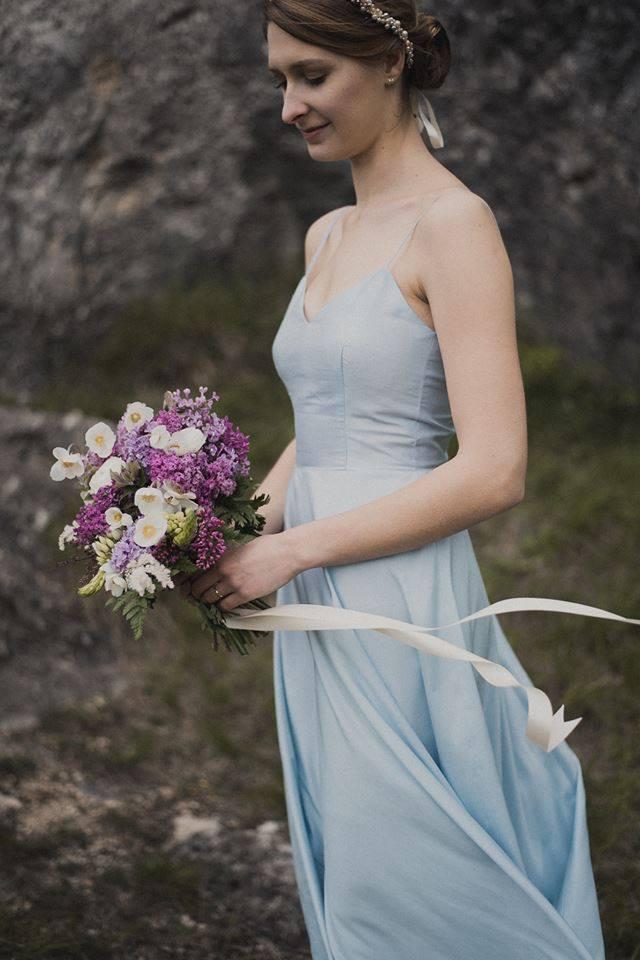 Svatební šaty - Marie Mukařovská - Obrázek č. 115