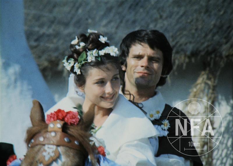 Svatby z filmů a seriálů - Nevěsta s nejkrásnějšíma očima