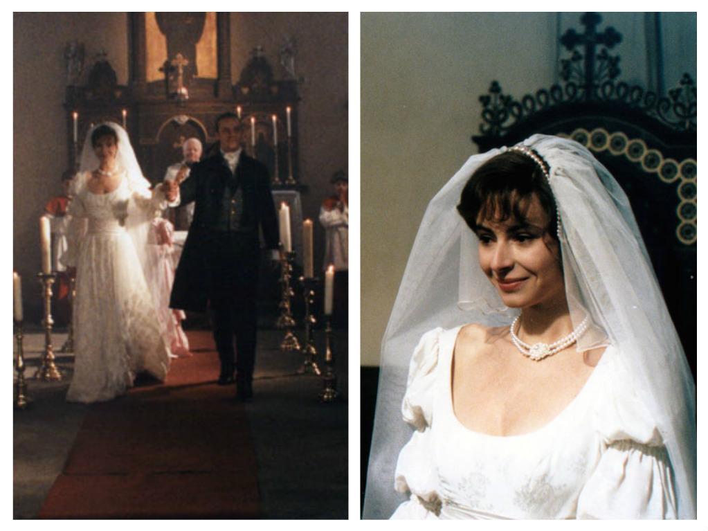 Svatby z filmů a seriálů - Hvězda života