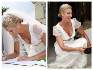Kateřina Průšová - šaty