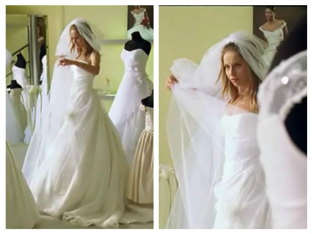 Svatby z filmů a seriálů - Bestiář