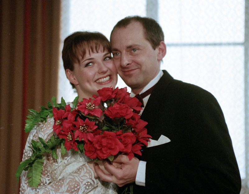 Svatby z filmů a seriálů - Bakaláři