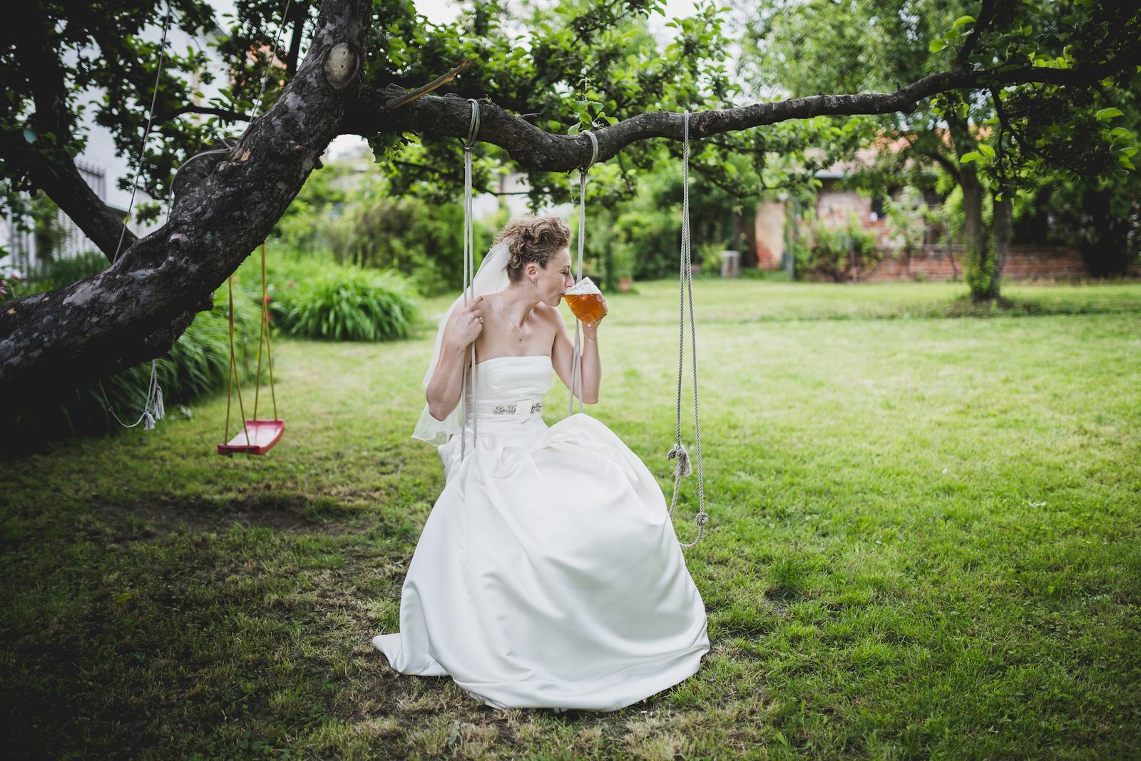Kdyby svatbu plánoval ženich aneb láska v pívu :D - Obrázek č. 53
