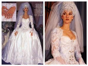Celine Dion - šaty