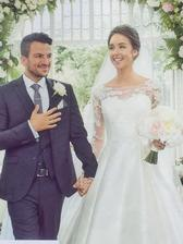 Peter Andre a Emily MacDonagh (2015)