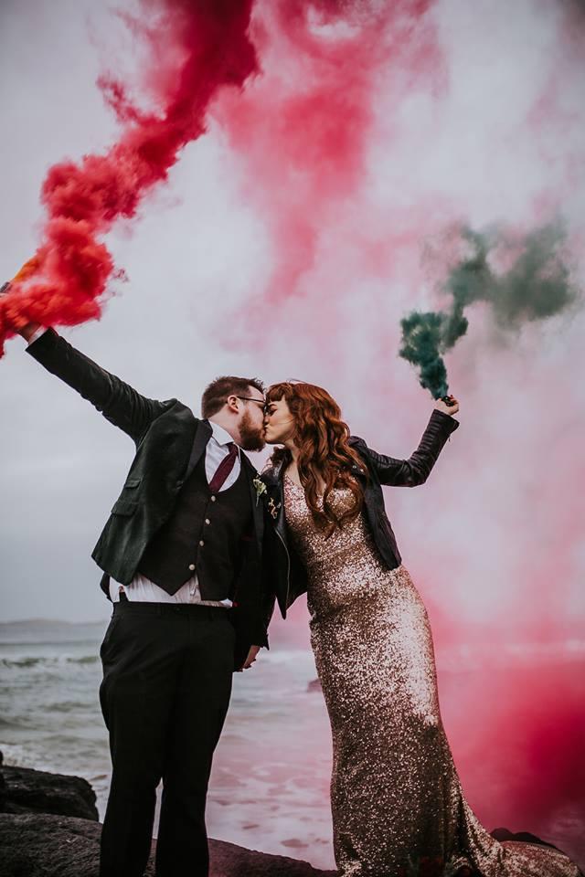Foto - ženich a nevěsta - Obrázek č. 450