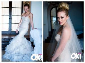 Hilary Duff - šaty