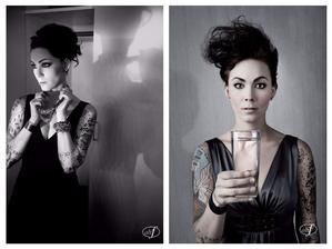 Stephanie Luby - šaty