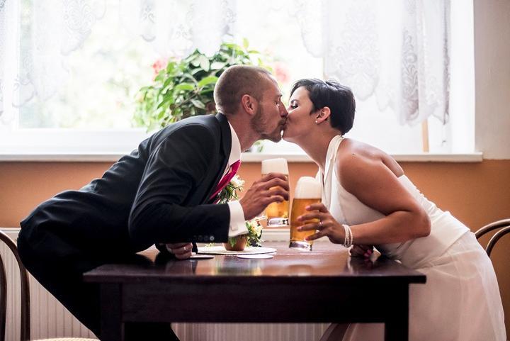 Kdyby svatbu plánoval ženich aneb láska v pívu :D - Jedna místní inspirace - martina_1987