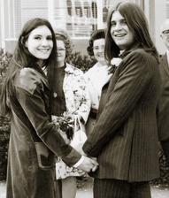 Ozzy Osbourne a Thelma Riley (1971)