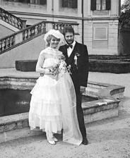 Helena Vondráčková a Helmut Sickel (1983)