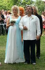 Michal Pavlíček a Karolina Husáková (2007)