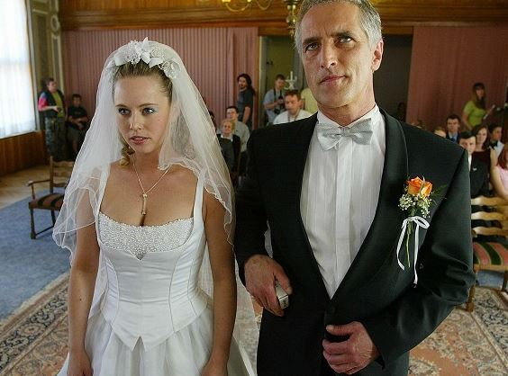 Svatby z filmů a seriálů - Místo v životě
