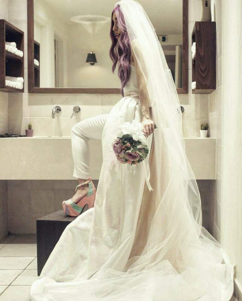 Nevěsta v kalhotách - Obrázek č. 42
