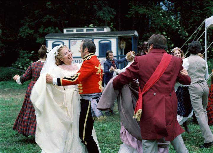 Svatby z filmů a seriálů - Cirkus Humberto