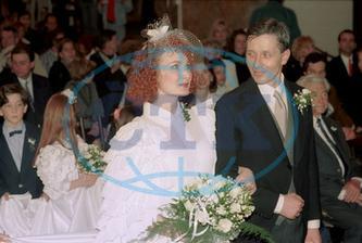 Světlana Nálepková a Martin Vačkář (1994)