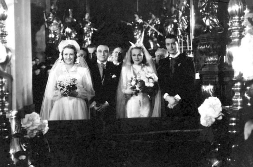 Svatby z filmů a seriálů - Hotel Modrá Hvězda