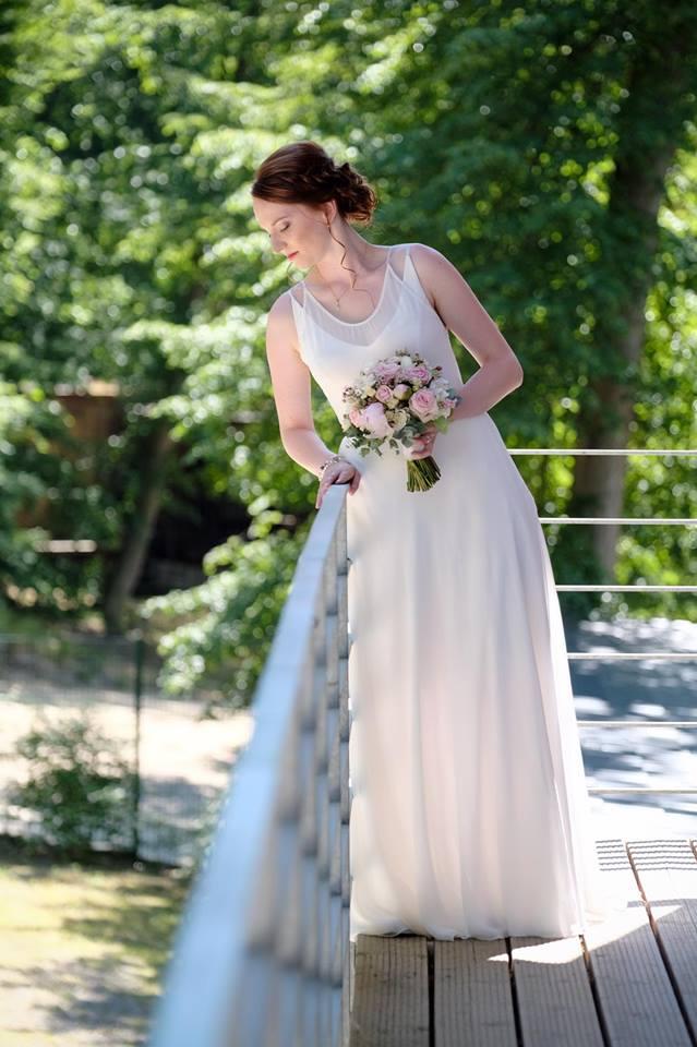 Svatební šaty - Marie Mukařovská - Obrázek č. 122