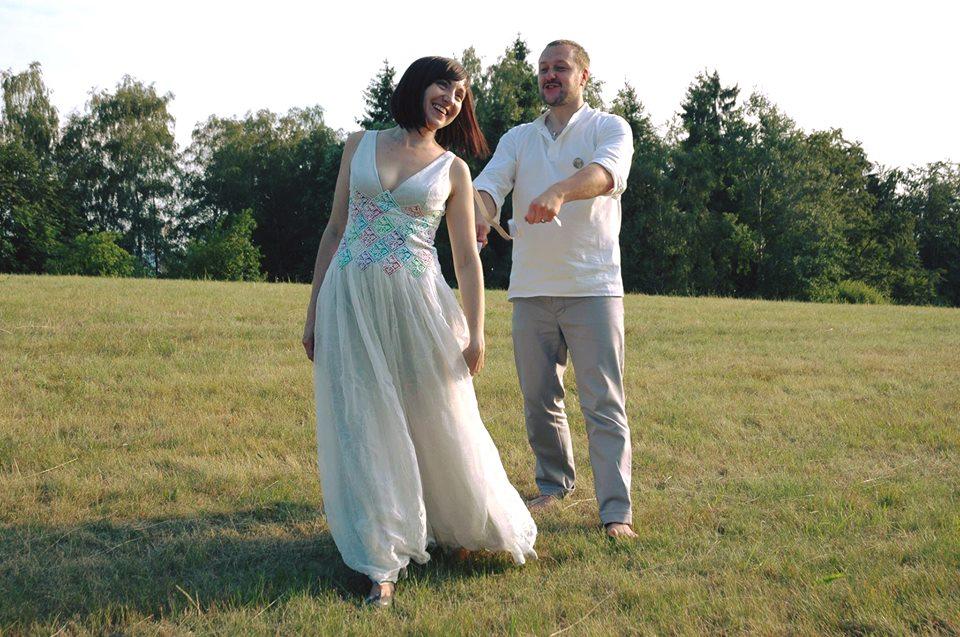 Svatební šaty - Marie Mukařovská - Obrázek č. 123