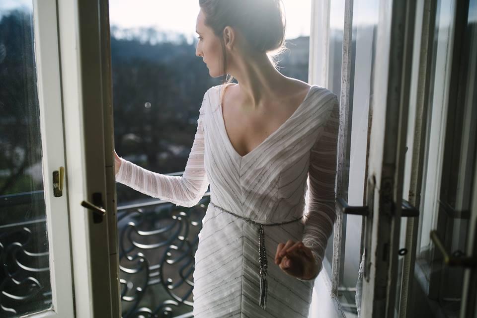 Svatební šaty - Marie Mukařovská - Obrázek č. 124