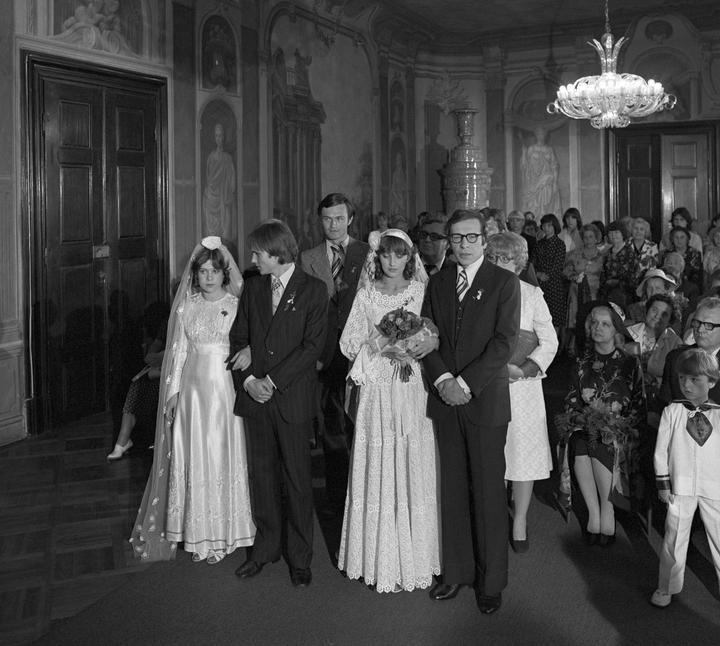 Svatební skandály slečny Juliány
