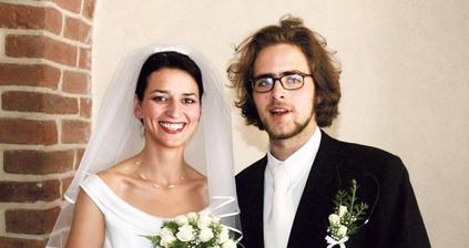 Adéla Gondíková a Ondřej Brousek (2002)